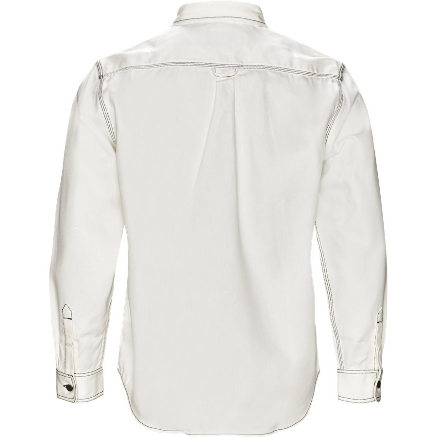 CHALK SHIRT I025939 - Chalk Shirt - Skjorter - Regular - WAX RIGID - 2